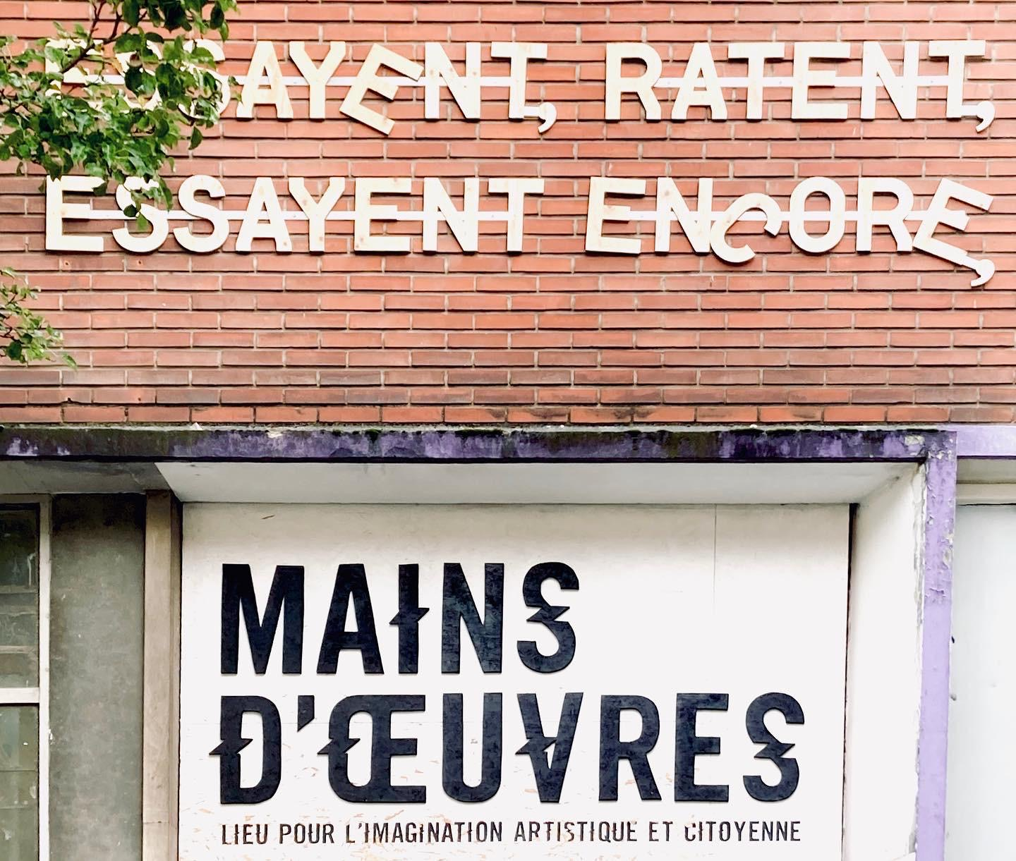 Residence à Mains d'Oeuvres